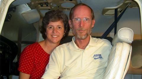 Missionary Al & Kim Yoder