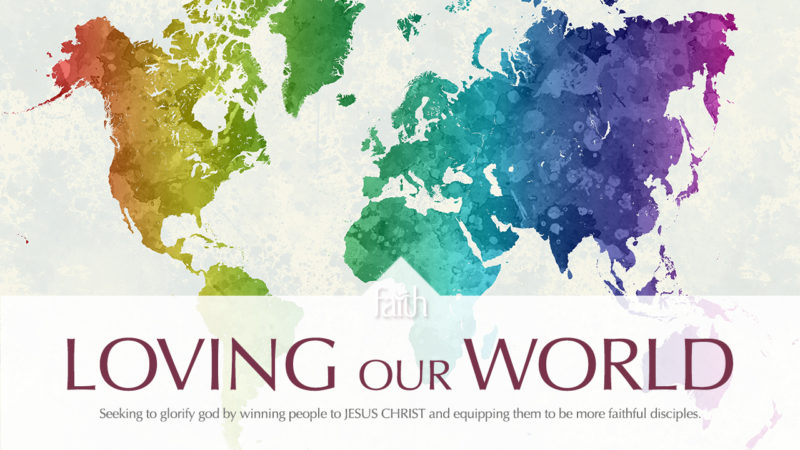 Loving Our World