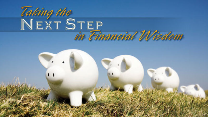 Taking the Next Step in Financial Wisdom