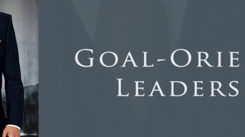 Goal-Oriented Leadership