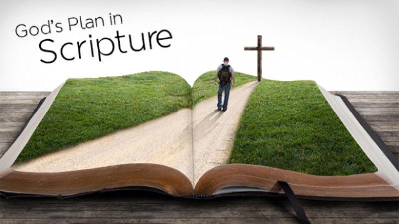 God's Plan in Scripture