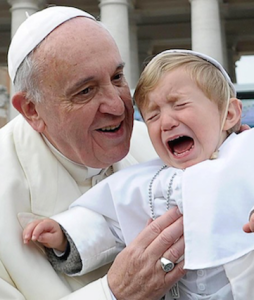 Francis_baby-pope - 1