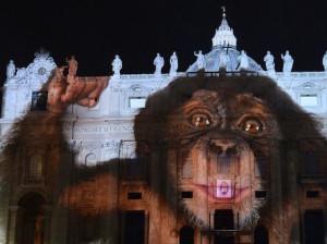 Vatican monkeyshines