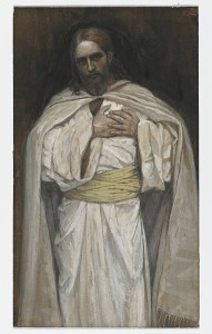 Our Lord Jesus Christ by James J. Tissot, c. 1890 [Brooklyn Museum]