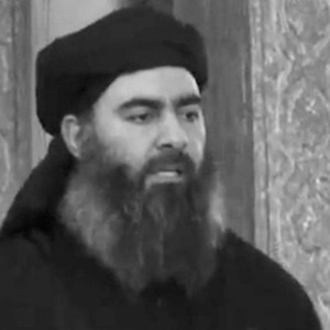 "ISIS ""caliph"" Abū Bakr al-Baghdādi"