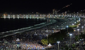 Darkness before dawn: World Youth Day 2013