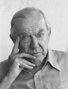 Graham Greene by Dmitri Kasterine (1979)