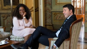 Oprah and Matteo