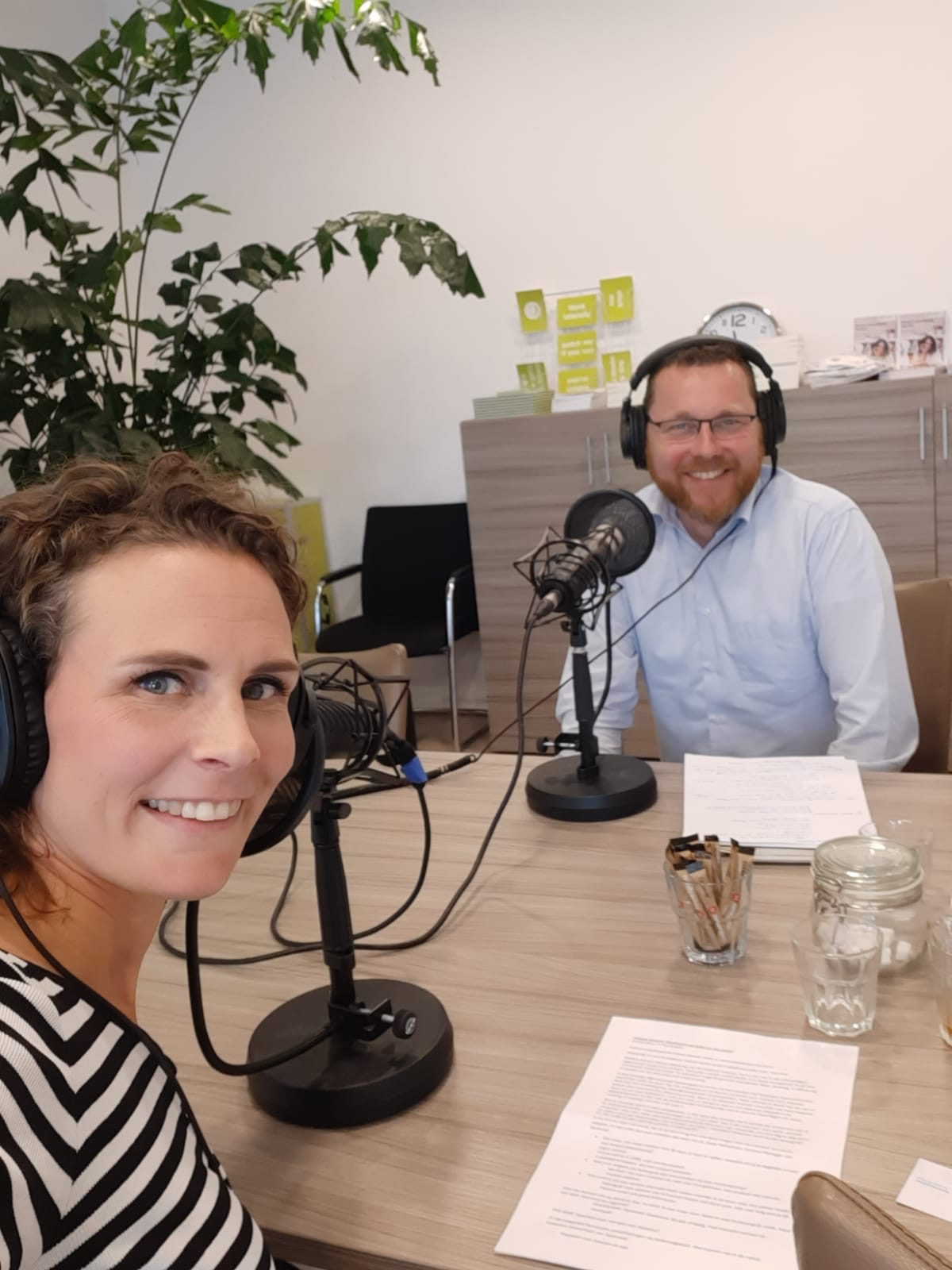 Podcast Loes Heijmans Ypsomed