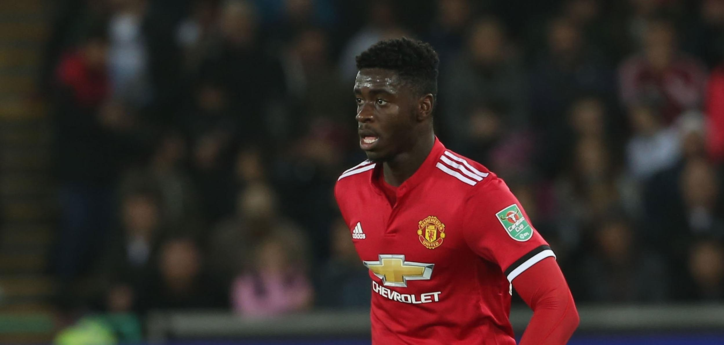 Five reasons to be excited about Axel Tuanzebe