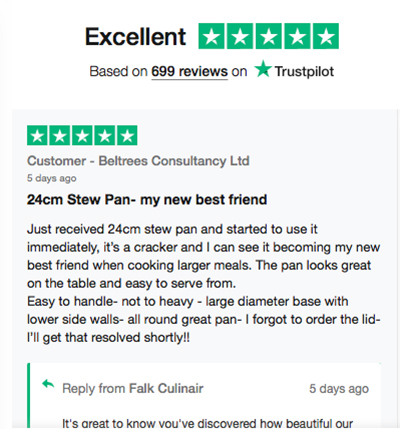 Trustpilot Service Reviews