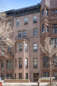 17 west 82nd street  facade