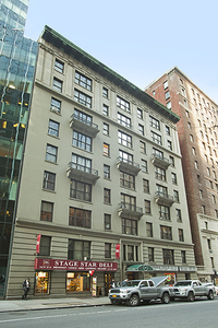 105 west 55th exterior