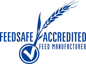 Feed safe accredited