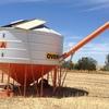 Sherwell Ahrens 1511 model 31mt Grain Field Bin For Sale