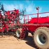 "8 Metre  Approx Air Seeder With 8"" Approx Spacings."