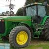 John Deere 8400 Tractor For Sale