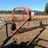 Sitrex 9 Wheel Hay Rake