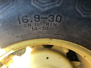16.9-30 Tyres  to suit 15 inch Rim x 2