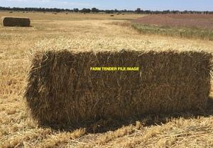 2018 Wheaten Hay