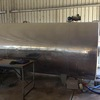 9680 litre Byford Milk Vat. Full Auto wash, Glycol System for sale
