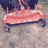 Howard 5 Foot Finishing Mower