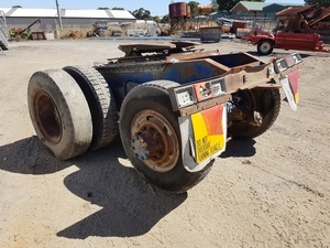 Truck Dolly - Suitable for Offroad or Farm Use Only