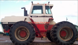 4890 Case Tractor Wanted