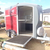 Walk Through Horse trailer