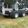 White 4-210 Articulated Tractor