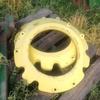 2 x John Deere Wheel Weights