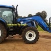 100 + HP Tractor With Frontend Loader  & 3PL.