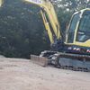EXCAVATOR Hyundai robex 55-9 ,with augers,ripper,tilt bucket,set of oz buckets,GL720 Lazer ,very low hrs
