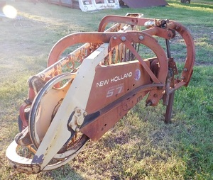 New Holland 57 Rake