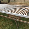 Wool Table Aluminum , can be set up to weigh fleece (No scales with table)