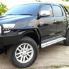 MCC 4x4 side steps and rail suit toyota hilux 2012-on