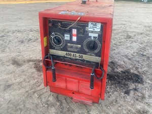 Lincoln 400-AS-50 Welder Generator