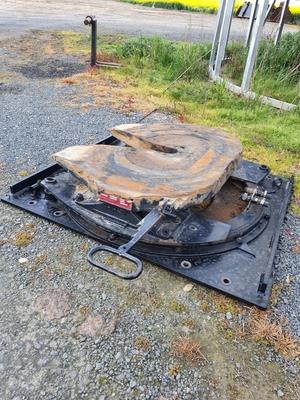 Used Ballrace Turntable