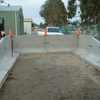Concrete Loading ramp 8 components $5,000 + gst.