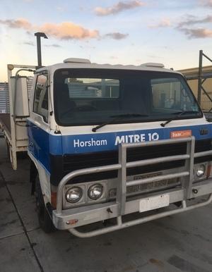 Truck Mazda t4100