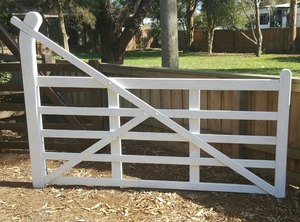 """Classic Heritage Timber Gate """"The Grassmere"""""""