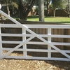 "Classic Heritage Timber Gate ""The Grassmere"""