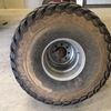 21.5L-16.1 Firestone Turf & Field tyres and rims