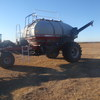 Case PTX Cultivator with ADX Air Cart