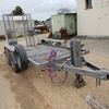 Tandem Axle Plant Trailer - 1660mm x 4400mm (Tray)