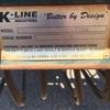K-line 40 ft Trashcutter &  Discs 70 %