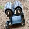 Excavator Trench Roller
