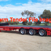 45Ft Drop Deck Trailer with Ramps Wanted