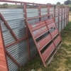 Steel Stock Crate with Aluminium sides ##PRICE REDUCED##