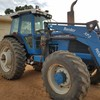 Ford 8730 Front end loader